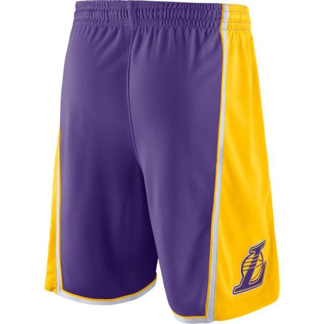 66f2763c9 NIKE Los Angeles Lakers Nike Statement Edition Swingman 866825-504